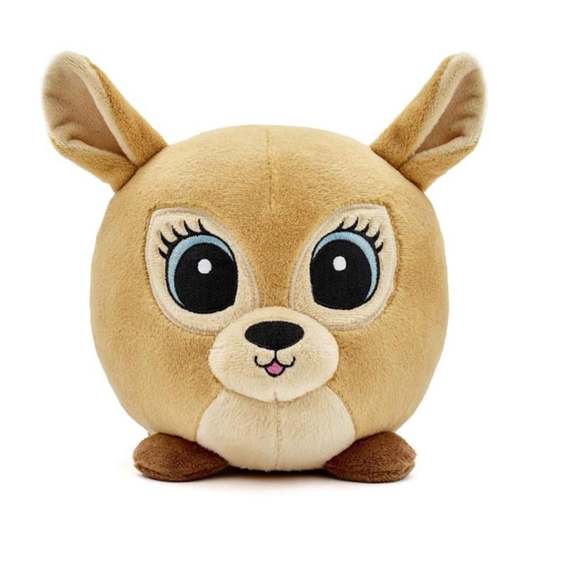2019 HOT 20cm Super Cute Forest Animal Toy Fox Owl Fox BAT Woodpecker Scabies Badger Bear For Chrismas Gift