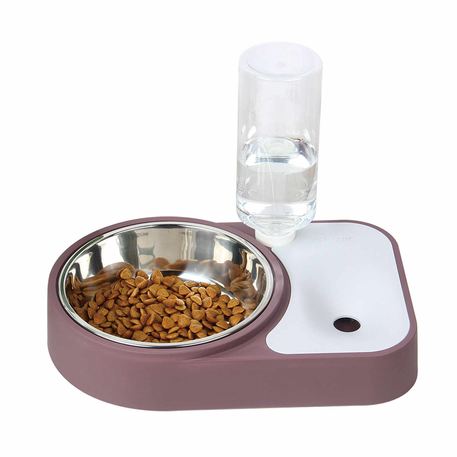 Tiered Cat Water or Food Dish Fanny
