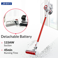 JIMMY JV51 Handheld Cordless Vacuum Cleaner Protable Wireless Cyclone Filter Strong Suction Carpet Dust Collector for Home