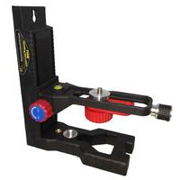 L shape Bracket Anti skid Magnets Leveling Support Magnetic Strong Plastic Durable Practical for Universal Laser Level