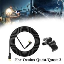 VR Accessories For Oculus Quest 1/2 Link VR Headset Type Type-C 3.1 Transfer C USB-A Data Cable 5m Cable Line Charge USB Da M5I1
