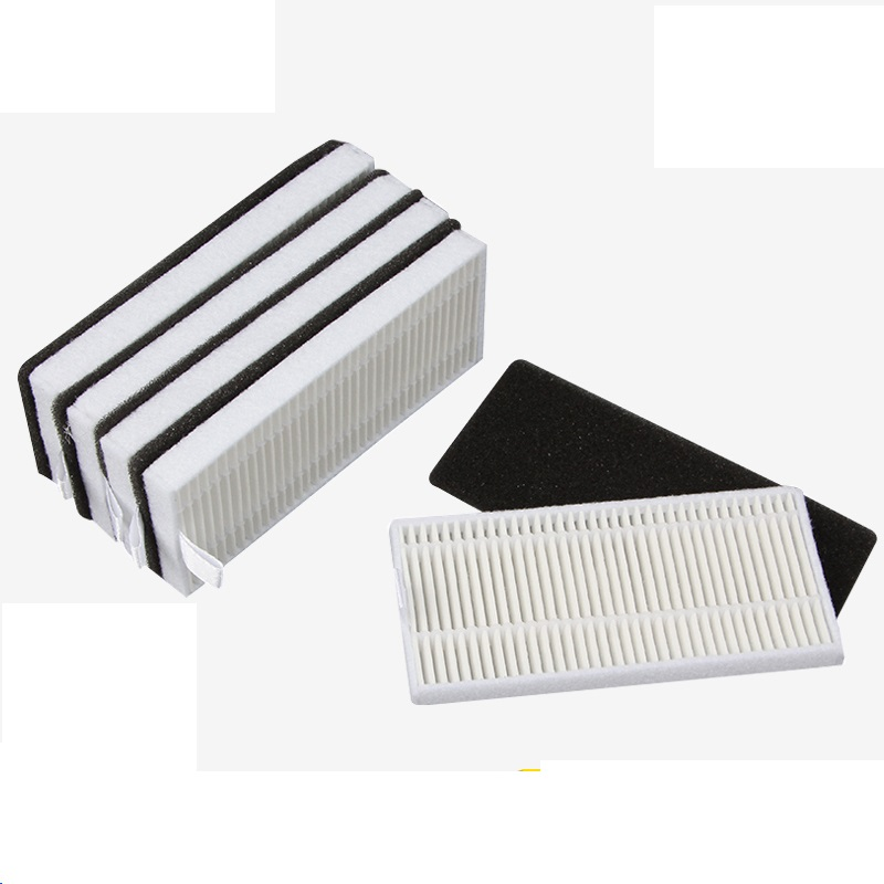 Vacuum Robot Hepa Filter Sponges For Cecotec Conga Excellence 1090 Robot Vacuum Cleaner Parts Accessories Filters Replacement