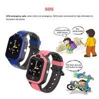 어린이 4G 스마트 시계 GPS 로케이터 듀얼 코어 알람 블루투스 와이파이 어린이 선물 새로운 도착