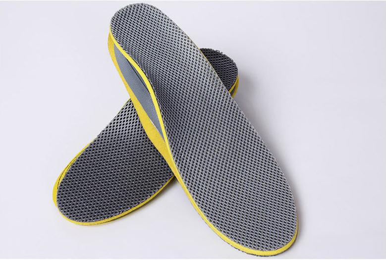 by dhl 100pairs Can Cut Men and Women General Bamboo Charcoal Absorbent Breathable Deodorant Sports Shoes Pad Insoles SN303 - 5