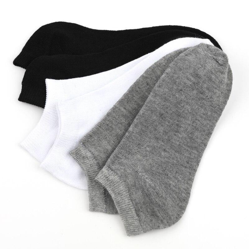 Lot de 10 paires de chaussettes respirantes pour femme