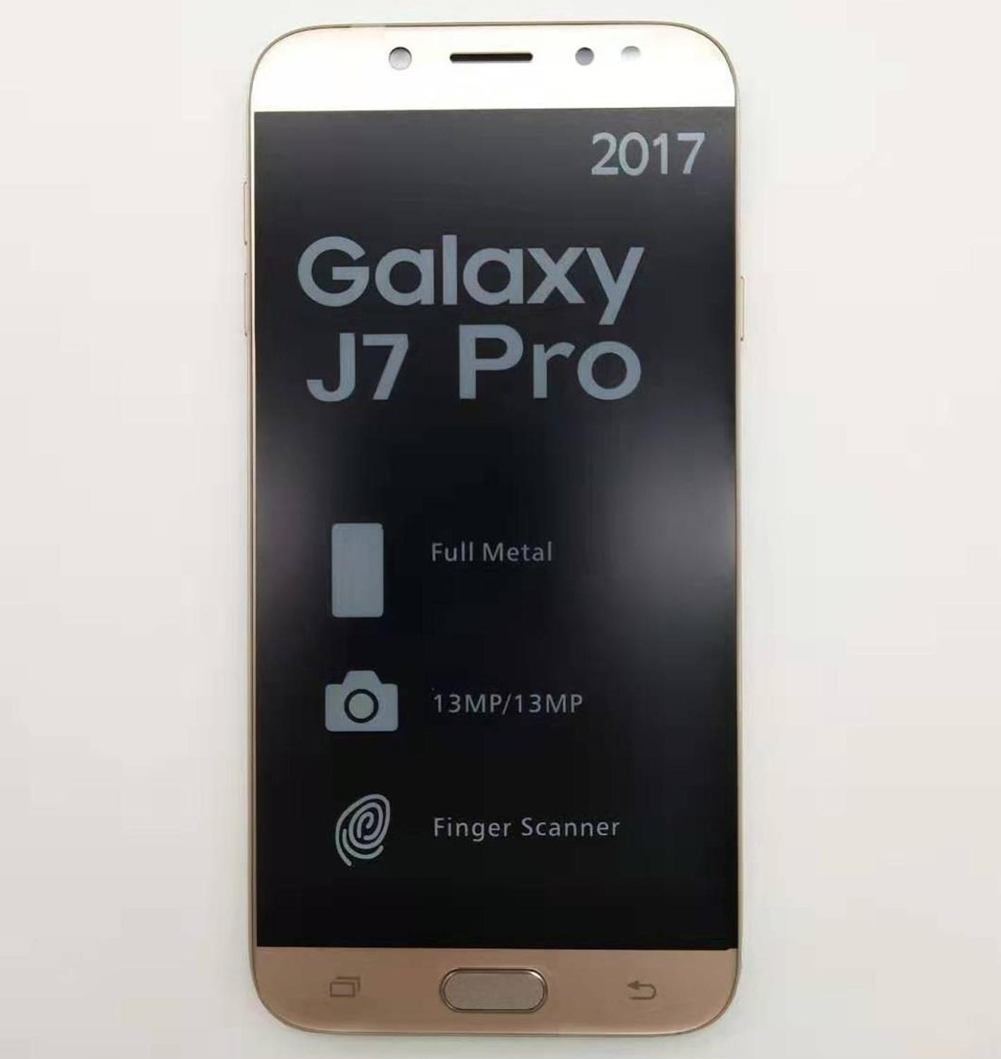 Original Samsung Galaxy J7 Pro Unlocked GSM 4G LTE Android Mobile Phone Octa Core Dual Sim 5.5