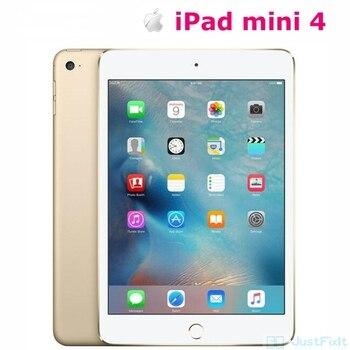 "Apple iPad mini 4 Factory Unlocked Original Tablet WIFI version 7.9"" Dual-core A8 8MP RAM 2GB ROM 128GB Fingerprint 1"
