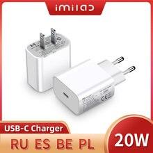 Imilab 20 Вт разъемом спецификации usb type c кабель зарядного