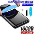 Закаленное стекло 1000D для iPhone 6 6s 7 8 Plus SE 2020, Защита экрана для iPhone 11 Pro XS Max XR X, защитная стеклянная пленка