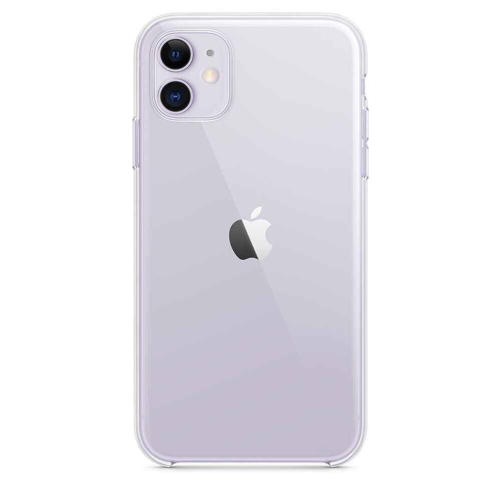 Wyczyść etui do Apple iPhone 11 Pro Max X XR XS 8 Plus 7 6 6S SE2 SE Ultra cienka szczupła silikonowa przezroczysta okładka mięta zielona żółta