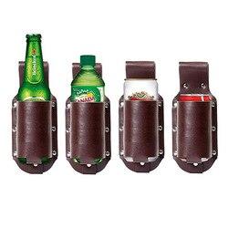 Holster Portable Bottle Waist Beer Belt Bag Handy Wine Bottles Beverage Can Holder|Torby do przechowywania|Dom i ogród -