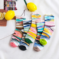 For Tarna 10 Pairs G Socks Personality Women Autumn Winter G Socks As We Talked Q1001