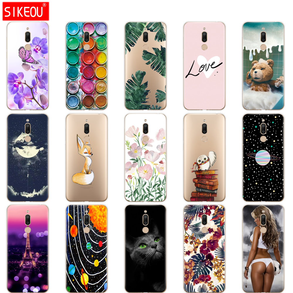 Cover For Meizu M6T Case Silicon Soft TPU Back Shell Cover For Fundas Meizu M6T 5.7 Inch Case Cover M6 T M811H Phone Cases