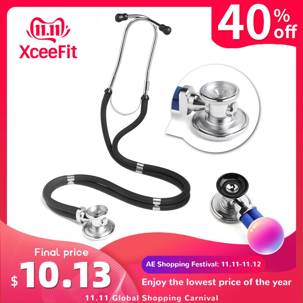 Multifunctional Medical Dual Head Stethoscope Medical Cardiology Doctor Stethoscope Doctor Professional Nurse Medical Devices