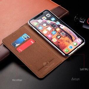 Image 3 - Funda de piel auténtica de cocodrilo para funda de teléfono para Xiaomi, funda de negocios para Xiaomi Max 2 3 Pro Mix 2 2S 3
