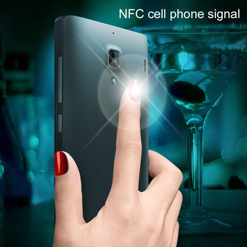N2 Smart Nail Sticker Decal 3D Design For N2F/N2M/N2L Built In Chip Support NFC Function Smart Card Smart Devices