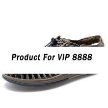Men Sandals Summer Casual Flat Men Shoes Soft Comfortable Ro