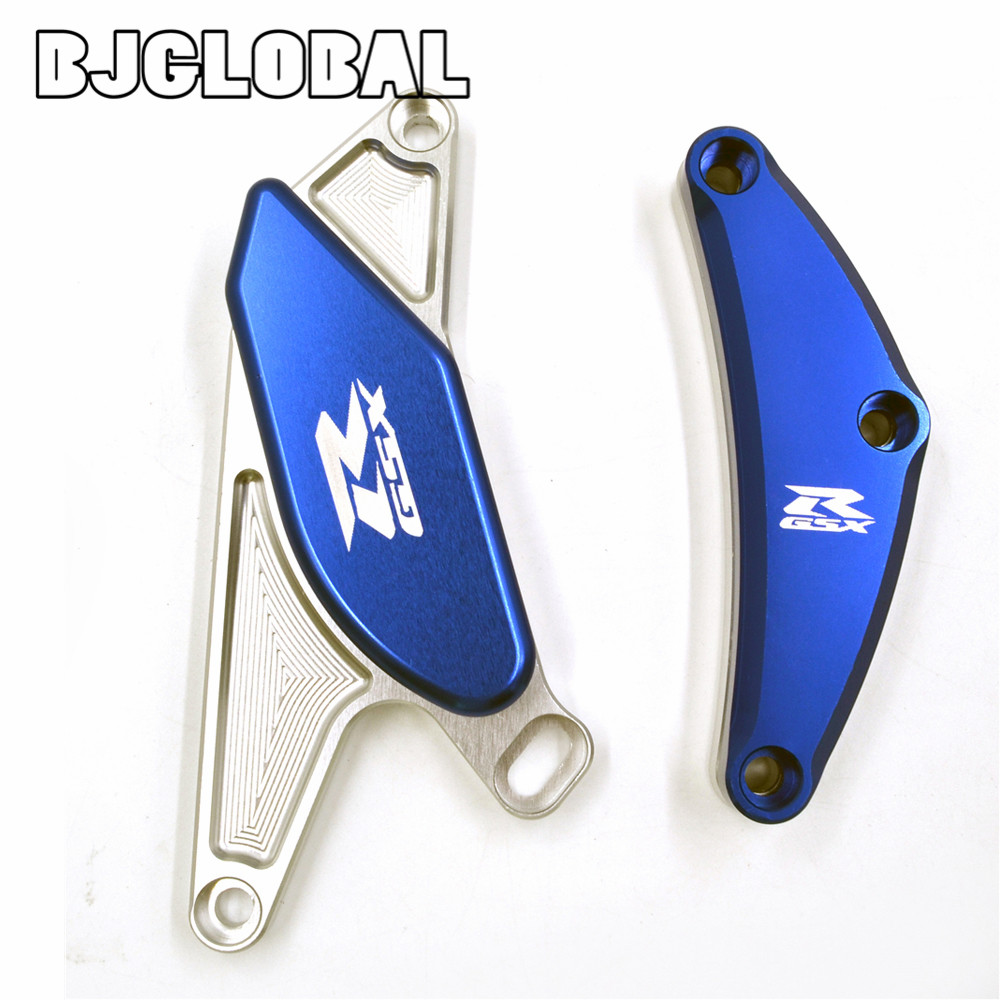 Engine Guard For Suzuki GSXR600 GSXR750 GSXR 600 750 2006-2012 Motorcycle Accessories Falling Case Crash Slider Cover Protector image