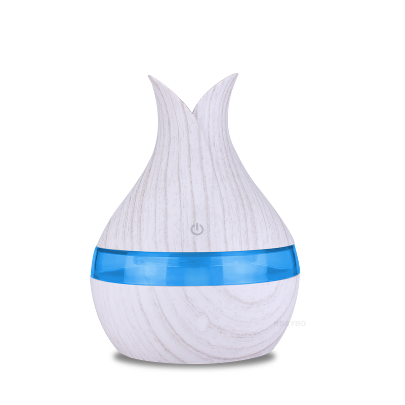 300ML Usb Essential Oil Aroma Diffuser  Ultrasonic Humidifier Aromatherapy Mist Maker Car Air Humidifier Purifier