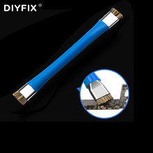 Hard-Brush Cleaning-Tool Dust-Removal Soldering Double-Head DIYFIX with for Mobile-Phone