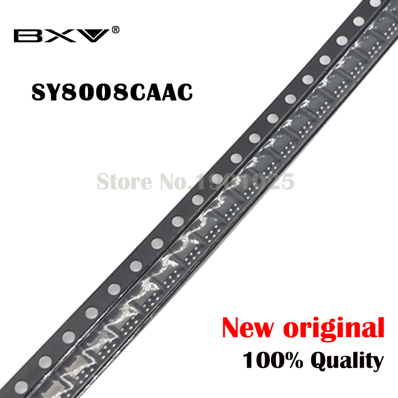 Free Shipping 10pcs SY8008CAAC SOT23 SY8008 SOT23-5 SOT Original
