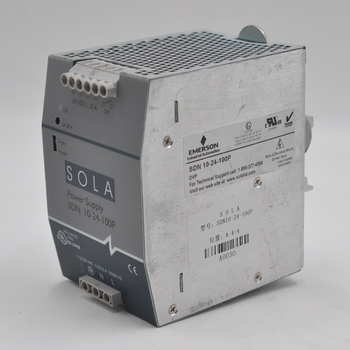 цена на Emerson SOLA SDN 10-24-100P 24VDC 10A Switching Power Supply