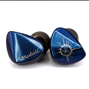 Image 2 - Moondrop Starfield Carbon Nano Tube Diaphragm Dynamic earphone special stoving varnish Colorful gradient colors