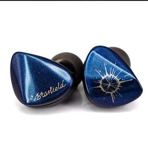 Image 2 - Moondrop Starfield 탄소 나노 튜브 다이어프램 다이나믹 이어폰 특수 stoving varnish 다채로운 그라디언트 색상