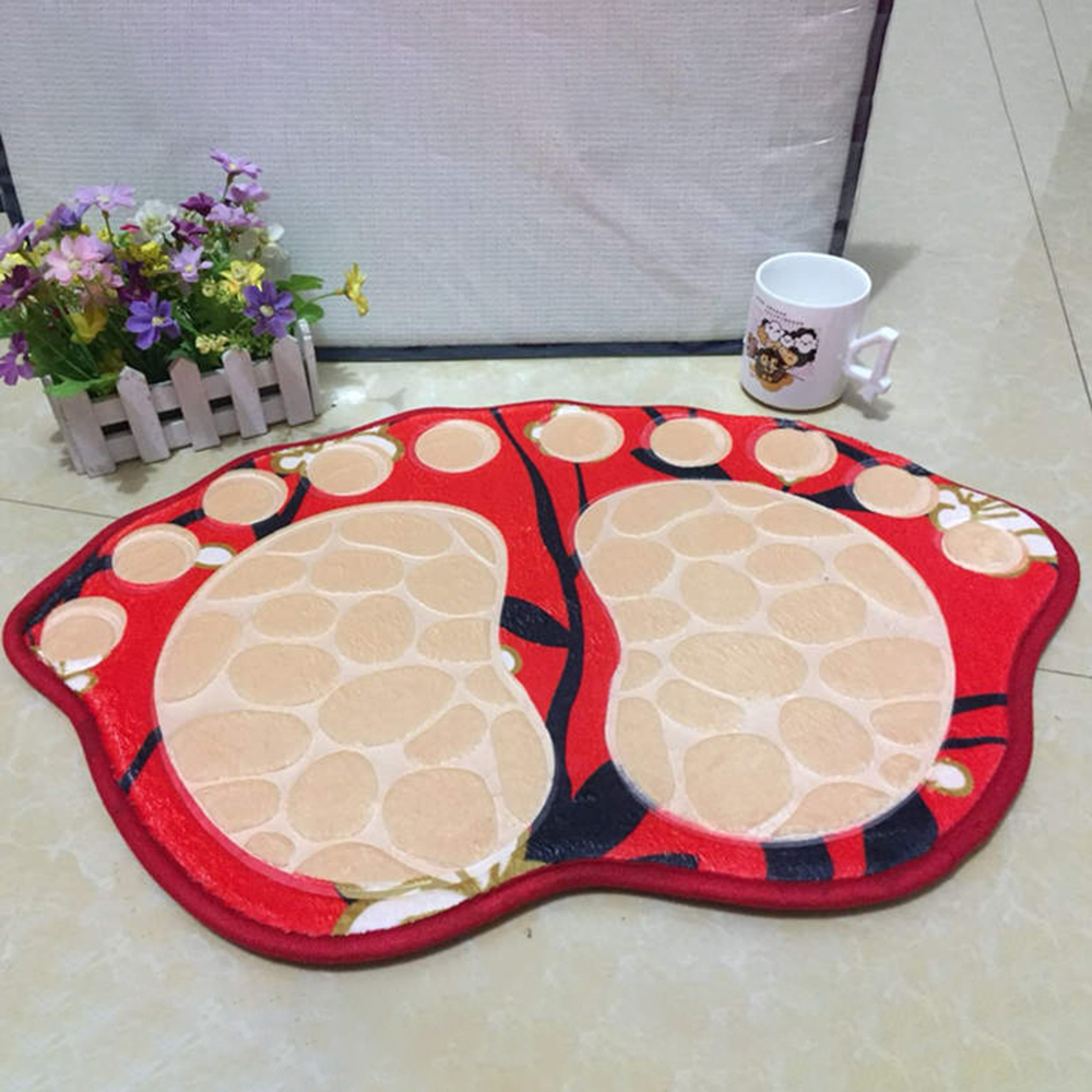 40*60 cm 큰 피트 목욕 화장실 매트 욕실 rugsarea 러그 카펫 도어 매트 바닥 매트 흡수성 매트 발 패드 러그