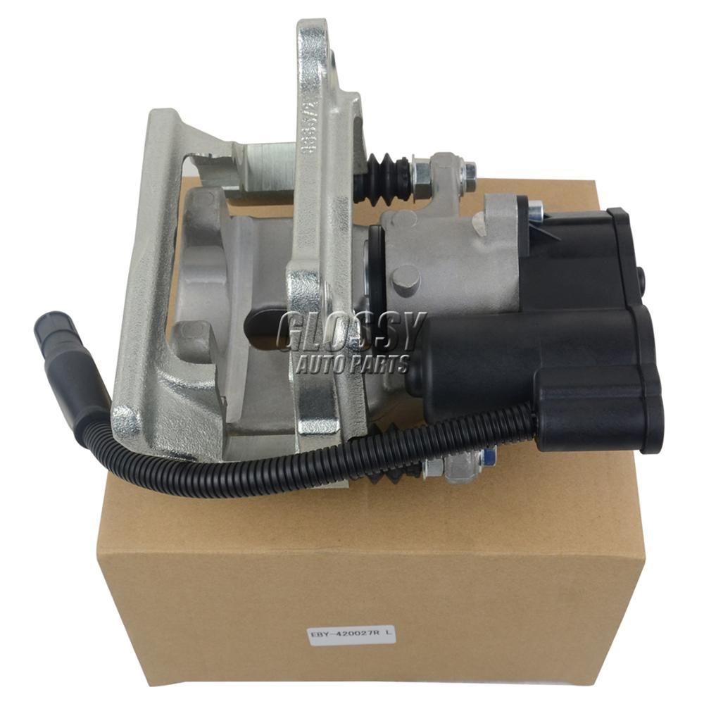 AP01 4E0615403B Rear Left Electric Brake Caliper For <font><b>Audi</b></font> <font><b>A8</b></font> S8 <font><b>D3</b></font> <font><b>4E</b></font> 2002-2010 New 4E0615403A 4E0615403B 4E0615403C 4E0615403BX image