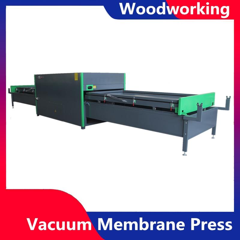 Auto Woodworking Vacuum Membrane Press Cnc Router Laser Engraver