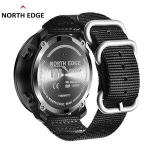 Image 3 - 북쪽 가장자리 아파치 남자 스포츠 디지털 스마트 시계 방수 50M 고도계 기압계 나침반 피트니스 트래커 디지털 시계
