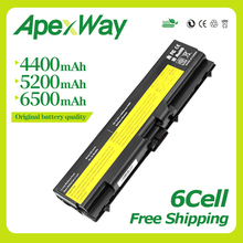 Buy Laptop Battery For Lenovo FRU 42T4795  42T4797 ThinkPad E40 E50 L410 L412 L420  L510  L520 SL410  SL510 T410 T420 T510 T520 directly from merchant!
