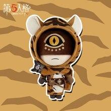 Dolls Throw-Pillow Game Plushie-Toy Tiger Stuffed Identity-V Eli Gift Clark 32--14--16cm