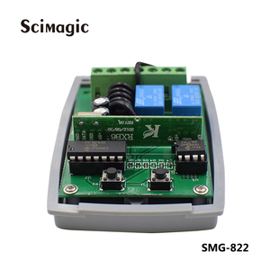 Image 4 - DEA receptor de Control remoto para puerta de garaje, 433,92MHz, DEA MIO GT2 GT4 TR2 TR4, 433MHz