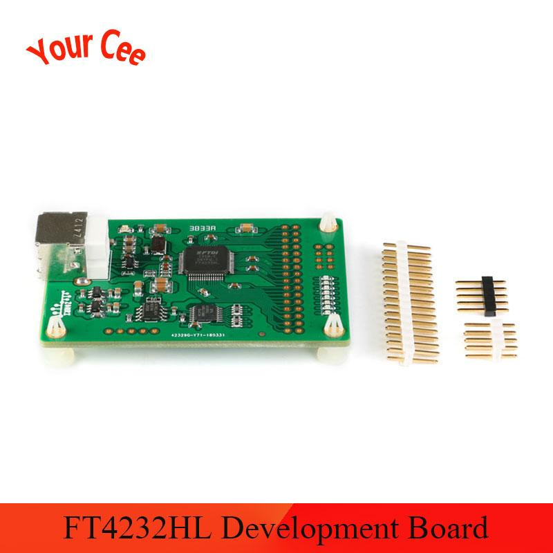 FT4232HL Development Board FT4232 USB To Serial Port Module High Speed USB 2.0 Data Acquisition