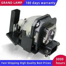 ET LAX100 Compatibel Projector Lamp Met Behuizing Voor Panasonic PT AX100E/AX200E PT AX200 PT AX200U/AX100U/PT AX200U Gelukkig Bate