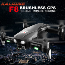 F8 Anti shake Gimbal Drone 4K  5G WIFI GPS  Drones with Camera HD 1 km Quadrocopter SD card  dron profissional  VS SG907 L109