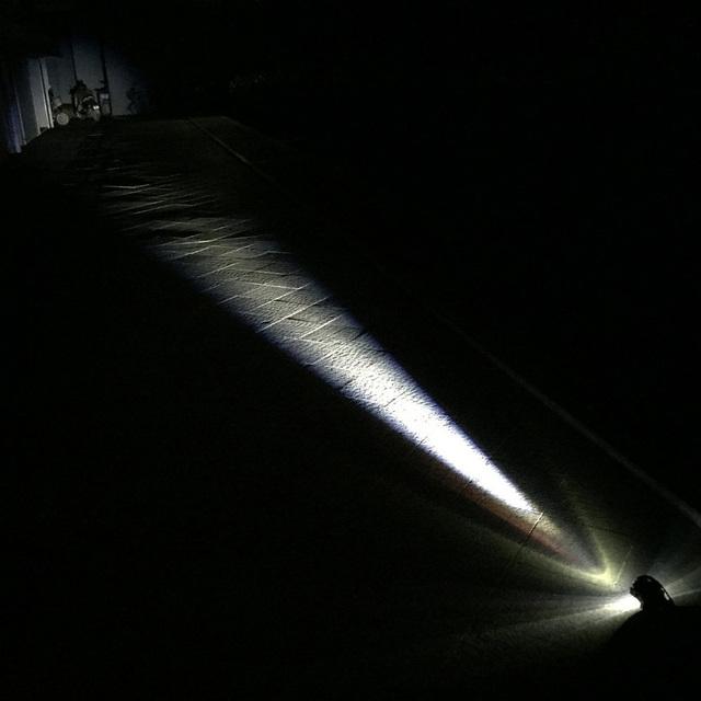 2PCS LED Motorcycle Headlight Auxiliary Cafe Racer Motorbike Fog Light Scooter Spotlight 12V LED Moto Enduro Headlamp