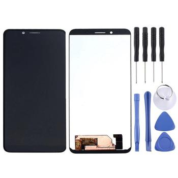 Touch Panel + LCD Full Assembly for Doogee S90 Pro