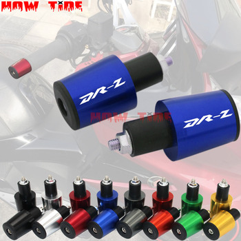Motorcycle Accessories 7/8'' 22MM Handlebar Grips Handle Bar Cap End Plugs For SUZUKI DRZ 400S 400SM DR-Z 400 drz400 image