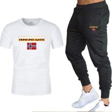 Футболка лето 100% хлопок мужская мода с коротким рукавом футболка мода бренд Napapijri будут графики высокого качества t-рубашка костюм мужской