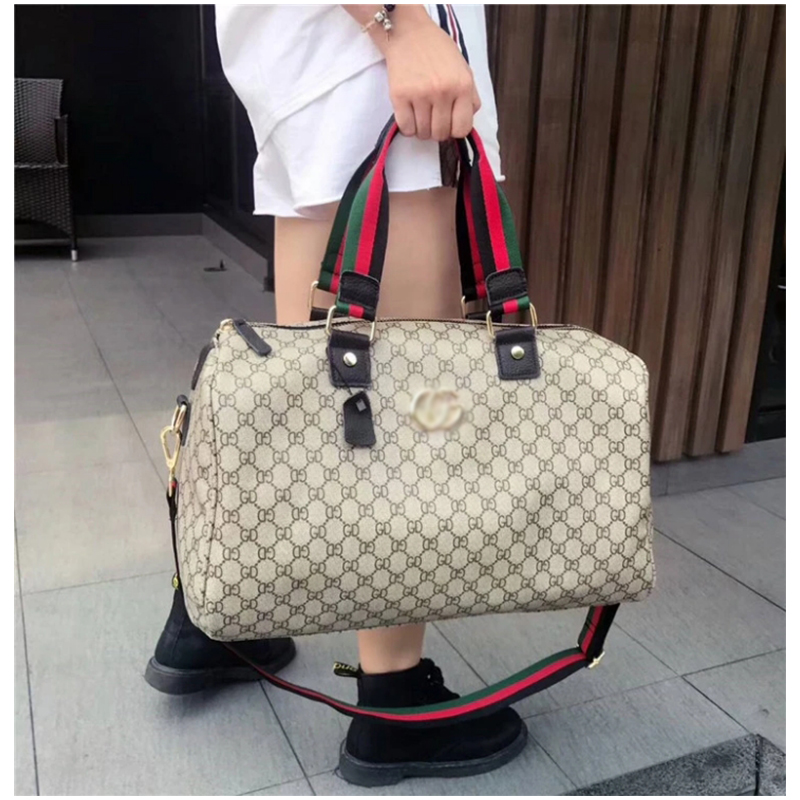 2020 New Women's Bags, Large-capacity Handbags, Alphabet Printed Bags, European And American Fashionable Luggage, Ladies' Bags.