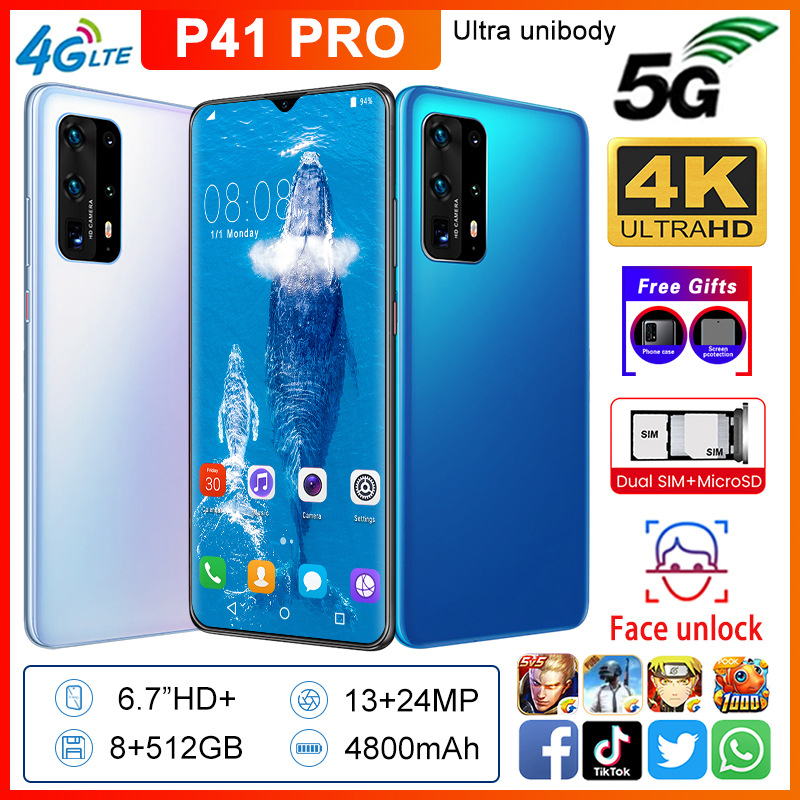 6.7 Inch Galay S20 Network Free Shipping 8GB RAM 256GB ROM Octa Core 4 Camera Snapdragon 855 2020 Smart Phone Wholesale