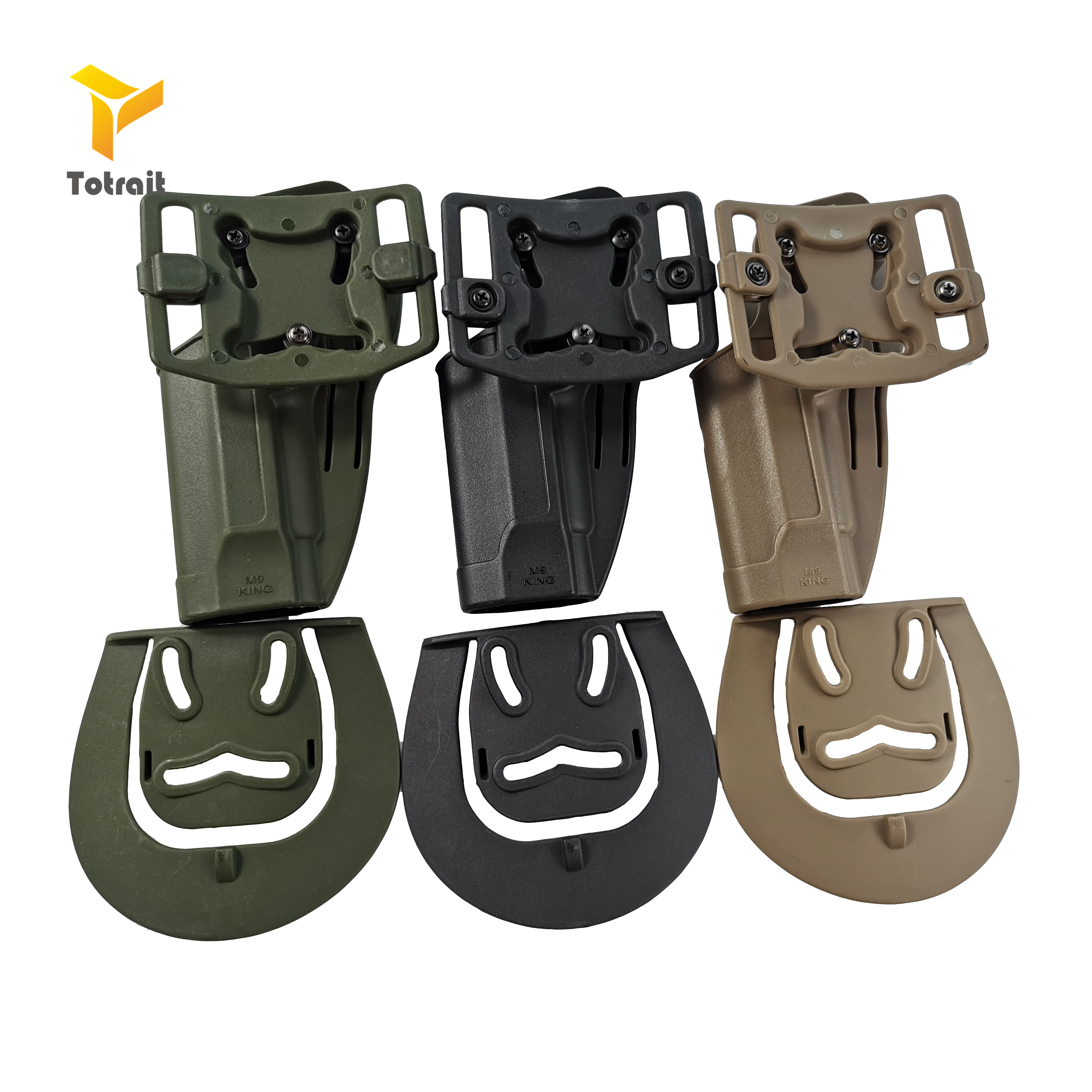 Right Hand Military M9 92 96 Pistol Waist Holster Tactical Hunting Airsoft Gun Right Hand Belt Pistol Holster black Green Tan in Holsters from Sports Entertainment
