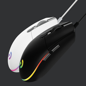 Image 4 - Logitech G102 LIGHTSYNC 2nd Gen Gaming Wired Mouse Optical Game Mouse Support Desktop/ Laptop windows 10/8/7 2Gen Optical Mouse