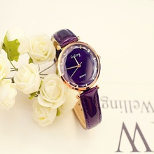 New Fashion Simple Women Watches Ladies Watch Casual Leather Quartz Wrist Watch Female Clock Relogio Feminino Montre Femme