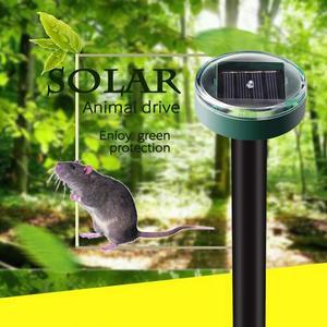 EZ4U Solar Mole Repellent Ultr