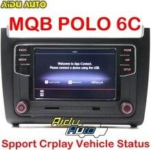 AIDUAUTO CarPlay MIB RCD330 187B วิทยุสำหรับ MQB POLO 6C