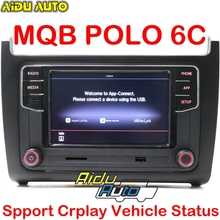 AIDUAUTO Carplay MIB RCD330 187B Radio dla MQB POLO 6C